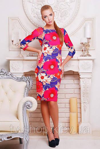 Платье GLEM Модерн платье Лоя-1 д/р