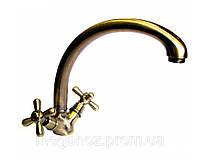 Смеситель для кухни Dominox Bronze - 273