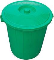 """Бак пластиковый на 30 литров пищевой """"Горизонт"""""""