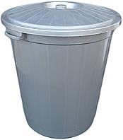 """Бак пластиковый на 65 литров пищевой """"Горизонт"""""""
