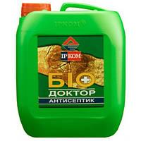 """Грунтовка-антисептик для дерева  ирком """"Биодоктор""""ІР-011/5.0л"""