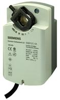 Привод воздушной заслонки Siemens GSD321.1A
