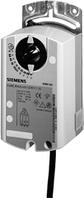 Привод воздушной заслонки Siemens GDB161.1E