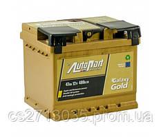 Аккумулятор автомобильный AutoPart Gold 47Ah/480A (0) R