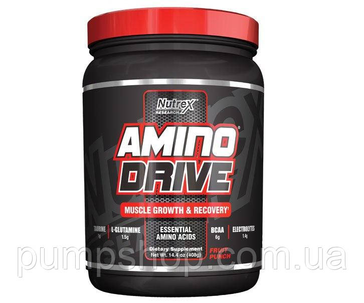 BCAA Nutrex Amino Drive 435 г (30 порц.)