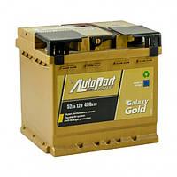 Аккумулятор автомобильный AutoPart Gold 52Ah/480A (0) R