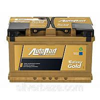 Аккумулятор автомобильный AutoPart Gold 77Ah/800A (0) R