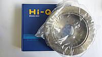 Диск тормозной задний Hyundai Santa Fe 2000-2005.Производитель Hi-Q Sangsin Корея 58411-3A300