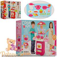 Детская игровая кухня игровой набор 889-52-53