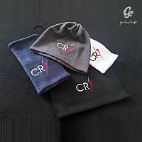Горловик CR7 Тренеровочный (черный,белый,темно-синий,серый)
