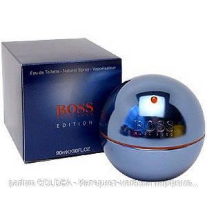 Hugo Boss In Motion Blue Edition  - PARFUM GOLDEA - Интернет-магазин парфюмерии и косметики в Харькове