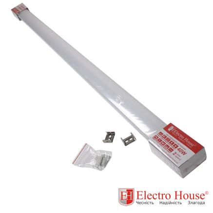 Светильник герметичный slim 40W Electro House 6500K, фото 2