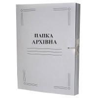 Архивная папка на завязках А4 картон 0,35мм 50шт/уп