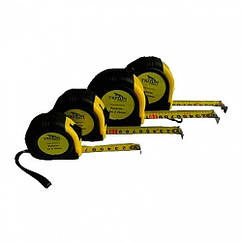 Рулетка измерительная 10м х 25мм с автостопом Triton-tools SL10