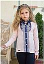 Гольф нарядный на девочку Мирослава Размеры 140, 146, фото 4