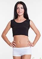 Женские короткие шорты для фитнеса и йоги 46