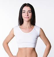 Спортивный женский топ для фитнеса