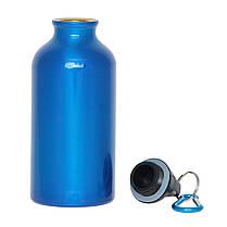 Бутылка для води  400мл с логотипом, фото 2