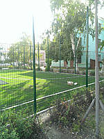 Панельное ограждение  Дуос 5*4*5 2,5*1.43, фото 1