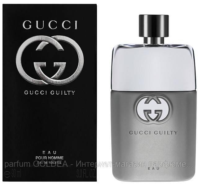 Gucci Guilty pour Homme - PARFUM GOLDEA - Интернет-магазин парфюмерии и косметики в Харькове