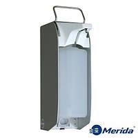 Автоматический дозатор локтевой для дезинфекционных жидкостей 1000 мл. Setymat MERIDA (сенсорный), Германия, фото 1