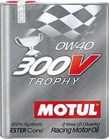 MOTUL 300V Trophy SAE 0W40 (2L)
