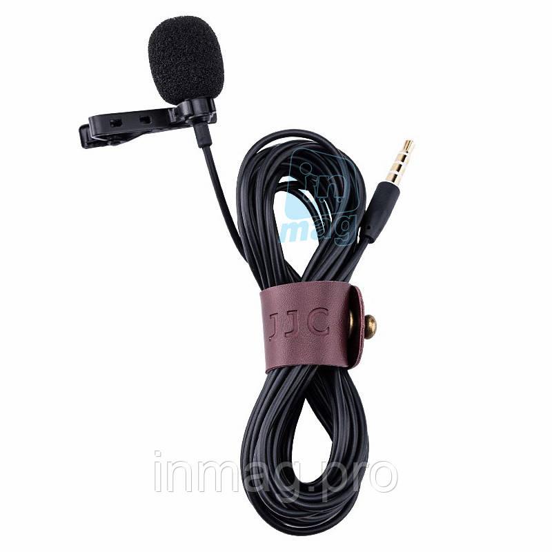Петличный микрофон JJC SGM-28 , 4 метра шнур!