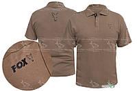 Футболка Fox Shirt Polo Gal Brown разм.XXXL