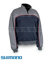 Реглан Shimano Fan Wear Half ZIP разм.M
