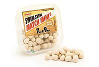 Бойлы Dynamite Baits Swim Stim Match Mini's 7мм & 9мм White Amino tubs
