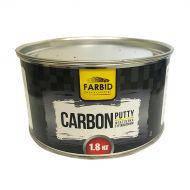 Шпатлевка Farbid  Carbon с добавлением углеволокна 1.8 кг