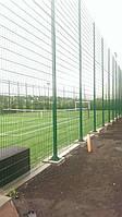 Забор из сварной сетки  Кольчуга 5*4*5 3*2.03