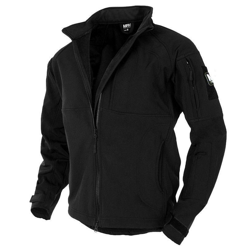 Kуртка Soft Shell MFH Liberty Black 03425A