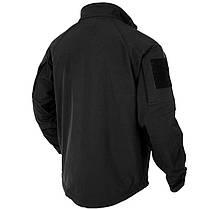 Kуртка Soft Shell MFH Liberty Black 03425A, фото 3