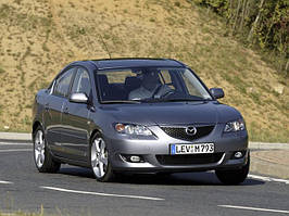 Mazda 3 (Хетчбек, Седан) (2003-2009)