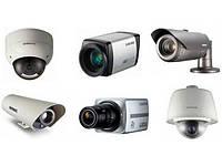 Камеры видеонаблюдения и муляжи