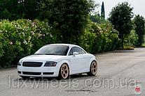 Audi TT на дисках Vossen LC103