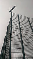 Забор из сварной сетки  Дуос 5*4*5 2,5*2.03, фото 1