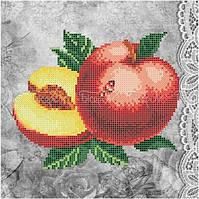 Схема для вышивки бисером Персики ( А4)