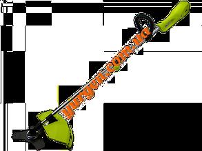 Электрический триммер нож+леска 1,2 кВт Grunhelm GR-42S