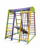 Детский развивающий спортивно-игровой комплекс - «Акварелька МИНИ» SportBaby