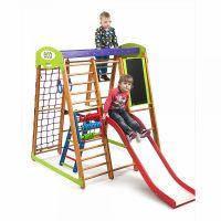 Детский развивающий спортивно-игровой комплекс - «Карапуз Plus 3» SportBaby