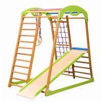 Детский развивающий спортивно-игровой комплекс - «BabyWood» SportBaby