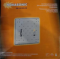 Настенный кронштейн NK 5038 LCD для ЖК\LED\LCD телевизоров и мониторов диагональю 12″-37″
