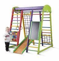 Детский развивающий спортивно-игровой комплекс - «Акварелька» SportBaby