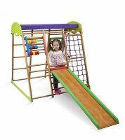 Детский развивающий спортивно-игровой комплекс - «Карамелька» SportBaby