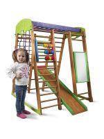 Детский развивающий спортивно-игровой комплекс - «Карапуз» SportBaby