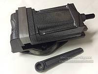 Тиски станочные поворотные 100 мм. 7200-0206-02