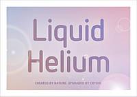 Жидкий Гелий