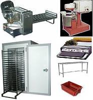 Комплект оборудования для производства замороженных блинчиков с начинкой